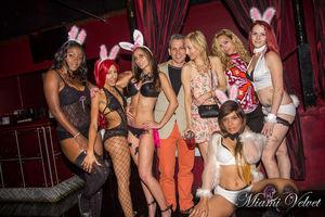 Pics from SDC Bunny Bash Miami Velvet