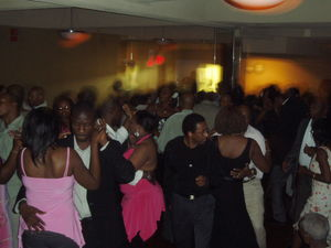 long island DJ - African American..