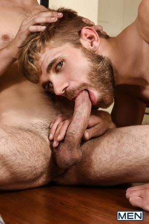 Johnny Rapid and Dalton Briggs in..