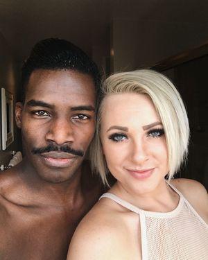 2018 White Women Black Men