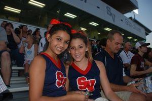 Alyssa hot SVHS teen cheerleader..