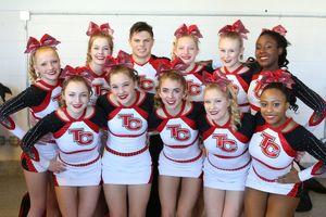 Elementary cheerleaders sorgusuna..