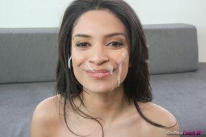Jasmine Rain Casting Couch X Scene..