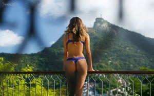 #Angela Munhoz, #Brazilian, #model,..