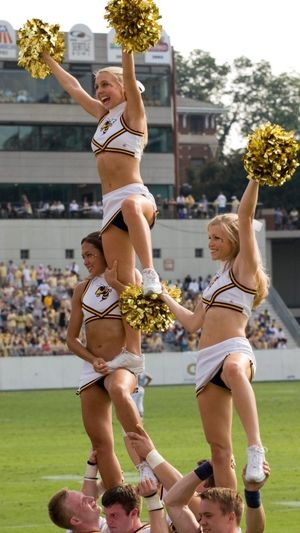 Georgia Tech Cheerleaders - Free Porn..