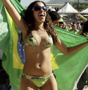 Горячие бразильские..