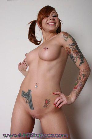 Mr B S Erotic Tattoos Body Piercing..