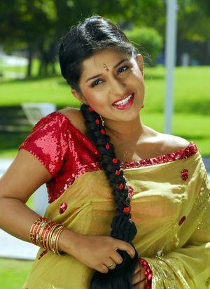 hot sexy actress navel show: Actress..