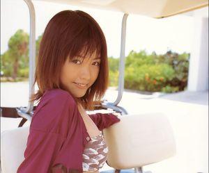 Sexy Japanese Model