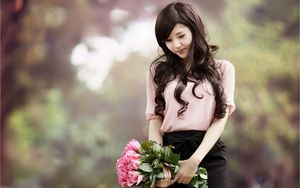 Beautiful Vietnamese Girls Wallpapers..