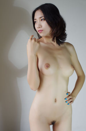 Chinese Nude Models. Michelle..