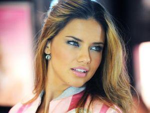 Adriana Lima Fashion Hair Fashions..