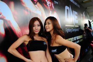 SEXY MODELS EXPOSED: ONE FC Hot..