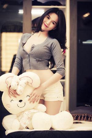 Ngoc Trinh in Underware Sexy Girl -..