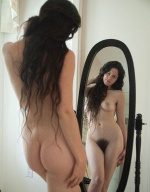 Pictures of pussy naked sexy mirror..