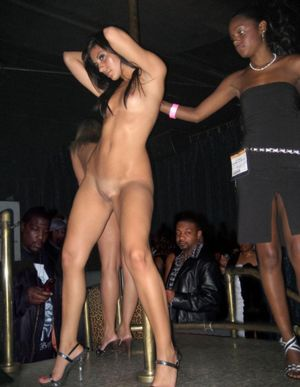 Raven riley strips for a photoshoot -..