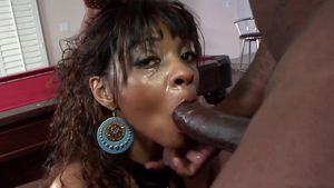 Black mom Dee Rida and giant BBC -..