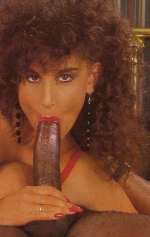 Sarah Young - Pornstar der 80er..
