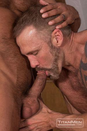 David Benjamin gives Daddy Dallas..