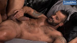 David Benjamin & Diesel Washington!..