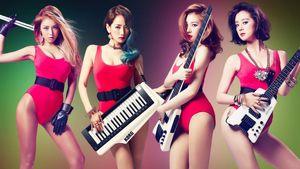 Wonder Girls тред..