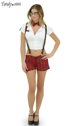 Adult nerd halloween costume - Porn..