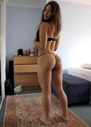 Ass Pic Sexy Thong Ain't Wrong -..