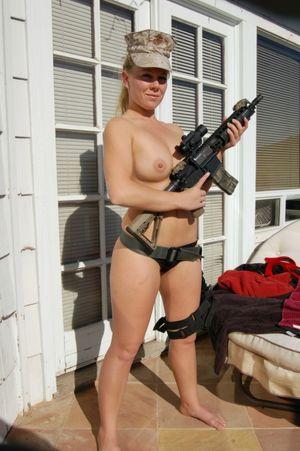 Brilliant Erotic nude women military..