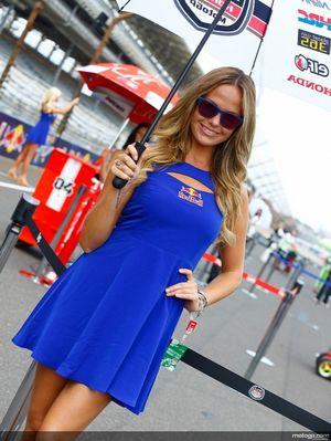 Girls of Moto GP Indianapolis