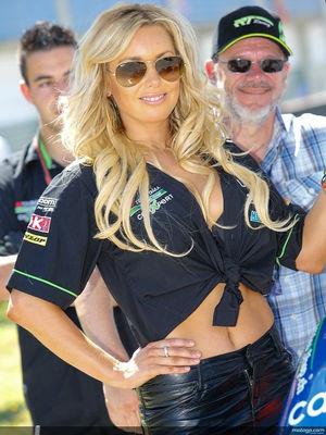 Девушки Gran Prix Jerez 2014