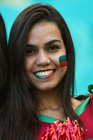Islandesas o Portuguesas? Las bellezas..