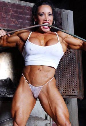 vaginas musculosas mujeres fuertes! 2..
