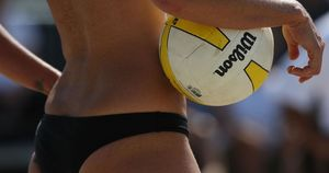 Le Top 5 des best butts de volleyball..