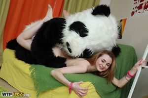 Panda sexy toy - Pichunter