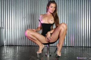Stripper babe fantasy fucking -..