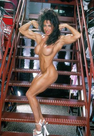 Sexy muscular girls - Pichunter