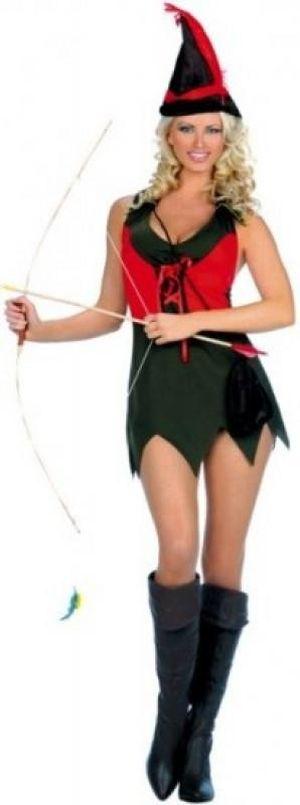 ML70075 Music Legs Costume Sexy Robin..