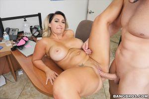 Bangbros: The Big Anal Surprise - Nina..