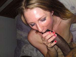 Blonde Wife Loves - Cum Face Mature