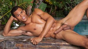 Brandon Foster by Randy Blue at WayBig