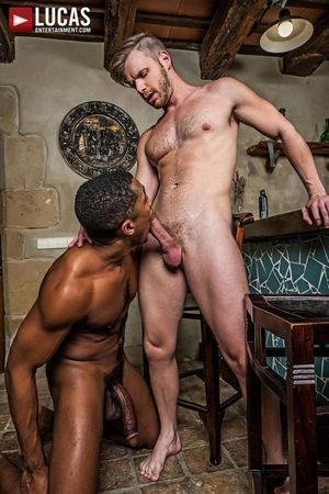 Brian Bonds Takes Sean Xavier's Big..