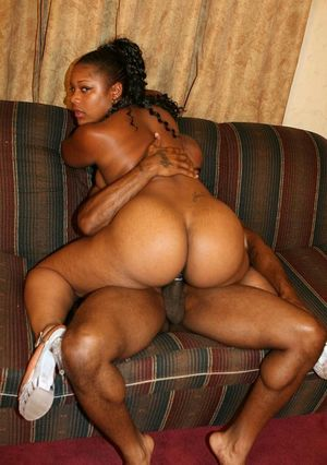 Big butt ebony Chyna T showing..