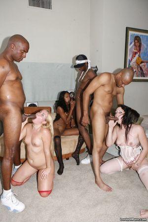 black dudes boning white girls
