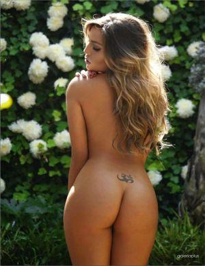 Frida Sofía desnuda Playboy México..