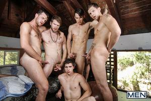 Men: The Cult, Part 3 (Jizz Orgy)..