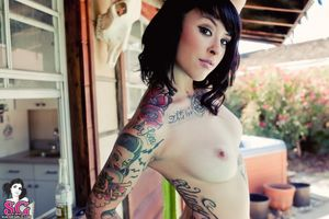 Suicide Girls (30 фото)..
