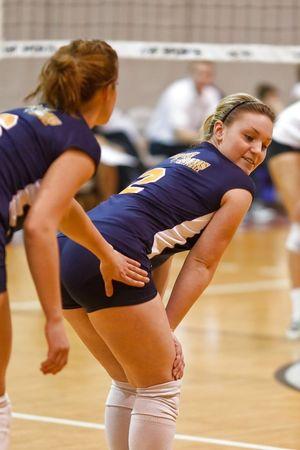 Volleyball Girls Photo porno