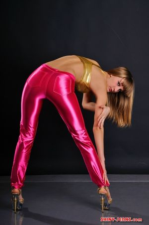 Shiny Pinky Slut Blonde Porn Jpg
