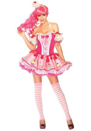 Babycake Cupcake Costume - Halloween..