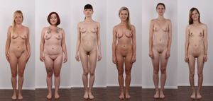 Nude shy girl audition - Other -..